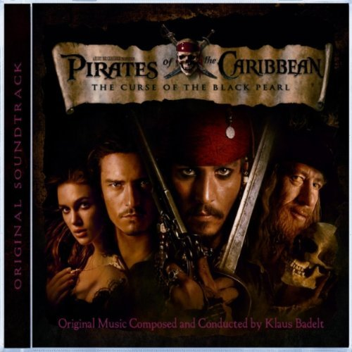 Pirates Of The Caribbean: The Curse Of The Black Pearl (2003-07-22) von Walt Disney Records