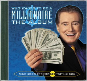 Who Wants To Be Amillionaire von Walt Disney Records