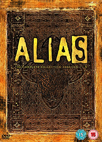Alias - Series 1-5 [UK Import] von Walt Disney Studios HE