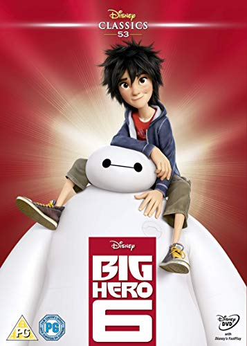 Big Hero 6 [UK Import] von Walt Disney Studios HE