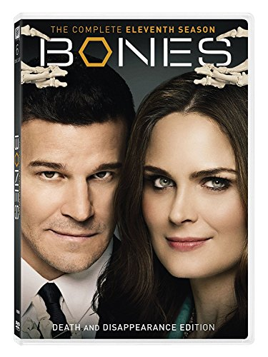 Bones Season 11 DVD [UK Import] von Walt Disney Studios HE