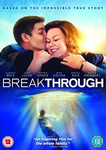 Breakthrough DVD [UK Import] von Walt Disney Studios HE