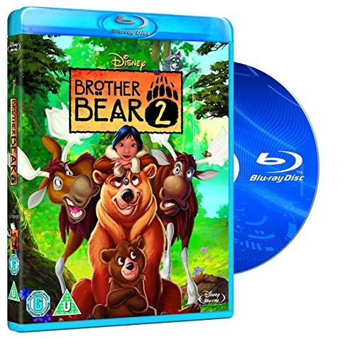 Brother Bear 2 [Blu-ray] [UK Import] von Walt Disney Studios HE