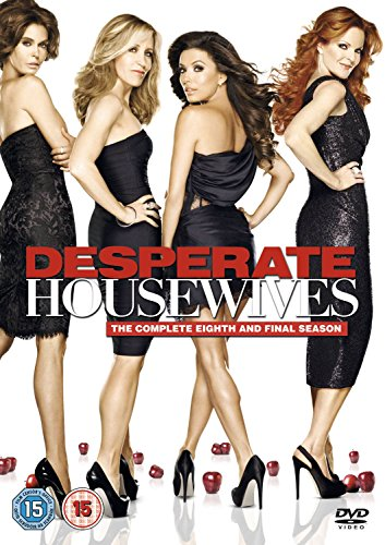 Desperate Housewives - Series 8 [UK Import] von Walt Disney Studios HE