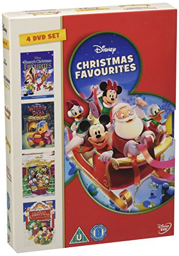 Disney Christmas Favourites Box Set [UK Import] von Walt Disney Studios HE