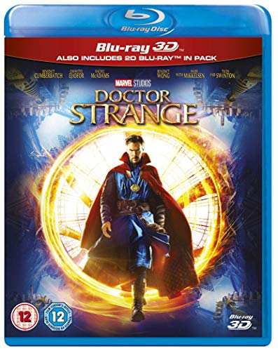 Doctor Strange (3D) [Blu-ray] [UK Import] von Walt Disney Studios HE
