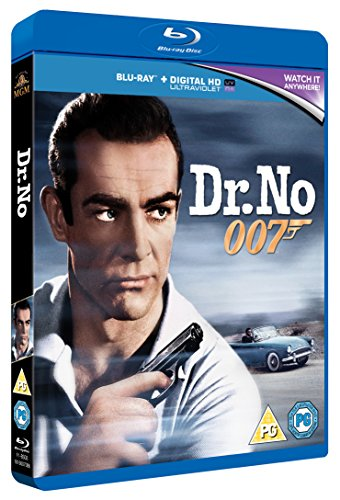 Dr. No [Blu-ray + UV Copy] [1962] von Walt Disney Studios HE