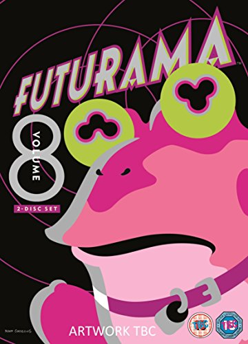 Futurama Season 8 DVD [UK Import] von Walt Disney Studios HE