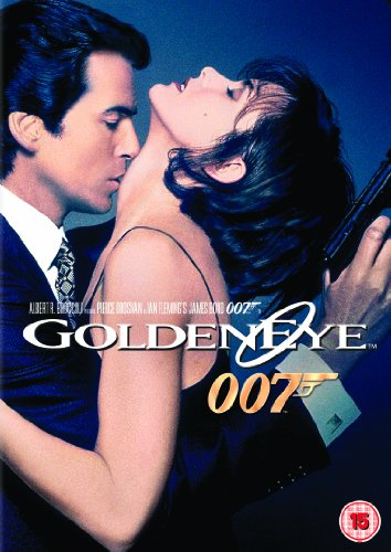 Goldeneye DVD [UK Import] von Walt Disney Studios HE