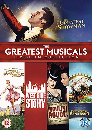 Greatest Musicals Collection DVD [UK Import] von Walt Disney Studios HE