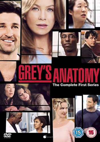 Grey's Anatomy Season 1 DVD Ret [UK Import] von Walt Disney Studios HE