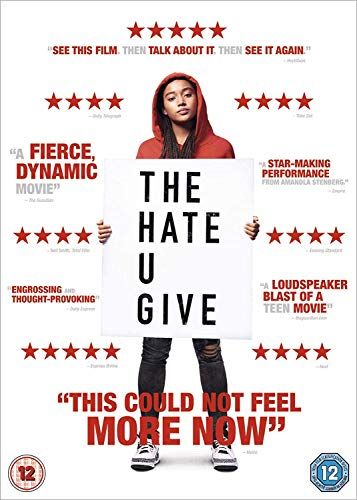 Hate U Give DVD [UK Import] von Walt Disney Studios HE