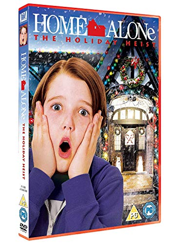 Home Alone - The Holiday Heist DVD [UK Import] von Walt Disney Studios HE