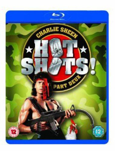 Hot Shots Part Deux BD [Blu-ray] [UK Import] von Walt Disney Studios HE