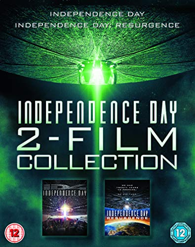 Independence Day 2-Film Collection BD [Blu-ray] [UK Import] von Walt Disney Studios HE