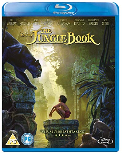 Jungle Book Live Action [Blu-ray] [UK Import] von Walt Disney Studios HE