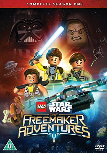Lego Star Wars - The Freemaker Adventure [UK Import] von Walt Disney Studios HE