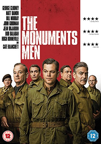 Monuments Men The DVD [UK Import] von Walt Disney Studios HE