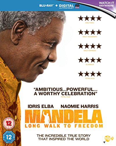 Mandela Long Walk To Freedom BD [Blu-ray] [UK Import] von Walt Disney Studios HE