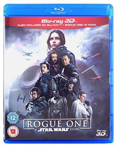 Rogue One 3D [Blu-ray] [UK Import] von Walt Disney Studios HE