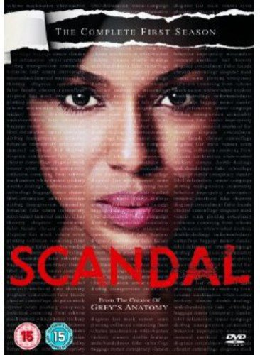 Scandal - Season 1 [UK Import] von Walt Disney Studios HE