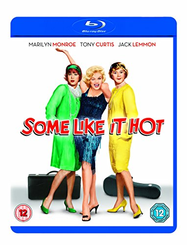 Some Like It Hot BD [Blu-ray] [UK Import] von Walt Disney Studios HE