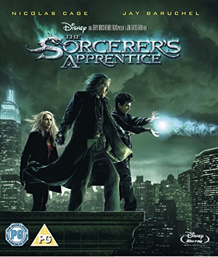 Sorceror's Apprentice BD One Disc [Blu-ray] [UK Import] von Walt Disney Studios HE