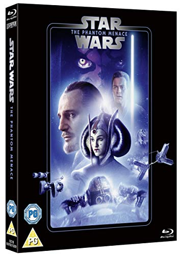 Star Wars Phantom Menace BD [Blu-ray] [UK Import] von Walt Disney Studios HE