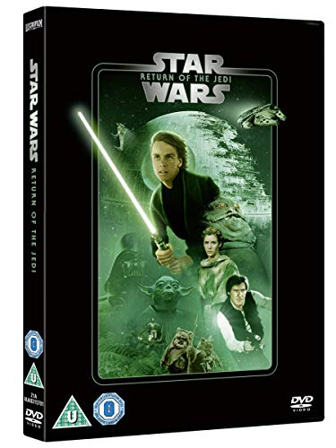 Star Wars Return of the Jedi DVD [UK Import] von Walt Disney Studios HE