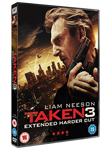 Taken 3 DVD [UK Import] von Walt Disney Studios HE