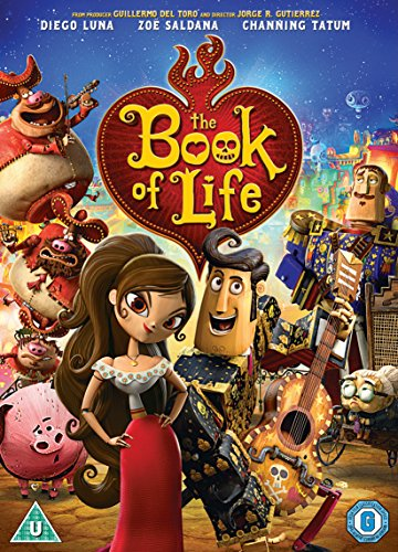Book Of Life DVD [UK Import] von Walt Disney Studios HE