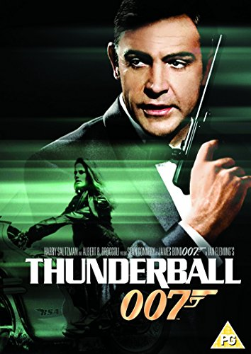 Thunderball DVD [UK Import] von Walt Disney Studios HE