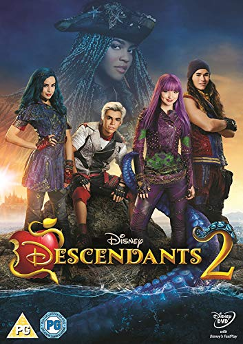 The Decendants 2 [UK Import] von Walt Disney Studios HE