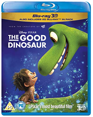 The Good Dinosaur [Blu-ray] [UK Import] von Walt Disney Studios HE
