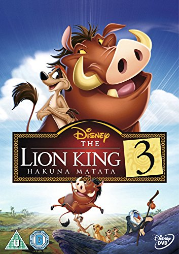 The Lion King 3: Hakuna Matata [UK Import] von Walt Disney Studios HE
