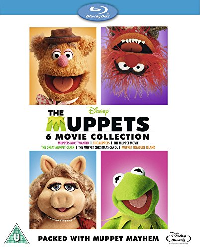 The Muppets bumper boxset [Blu-ray] [UK Import] von Walt Disney Studios HE
