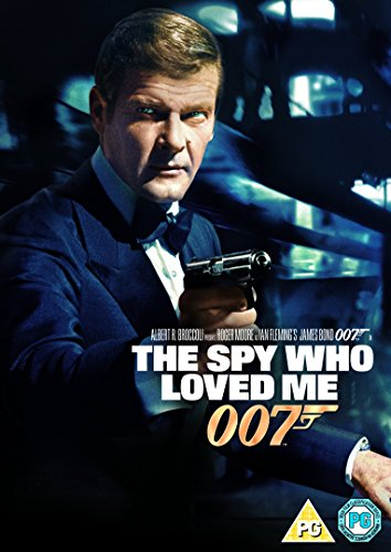 The Spy Who Loved Me [DVD] [1977] [Import] von Walt Disney Studios HE