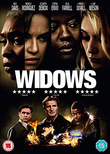 Widows DVD [UK Import] von Walt Disney Studios HE