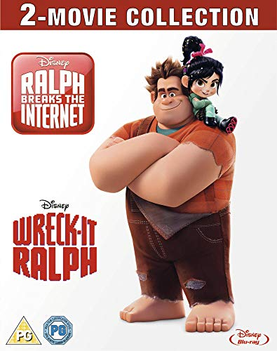 Wreck it Ralph BD Double pack [Blu-ray] [UK Import] von Walt Disney Studios HE