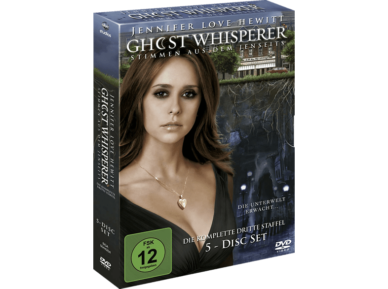 Ghost Whisperer - Staffel 3 [DVD] von WALT DISNEY