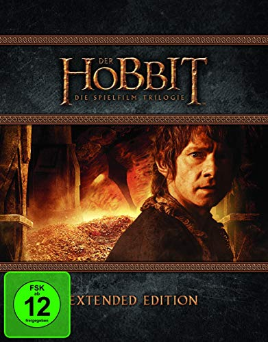 Der Hobbit Trilogie - Extended Edition [Blu-ray] von Warner Bros. Entertainment GmbH