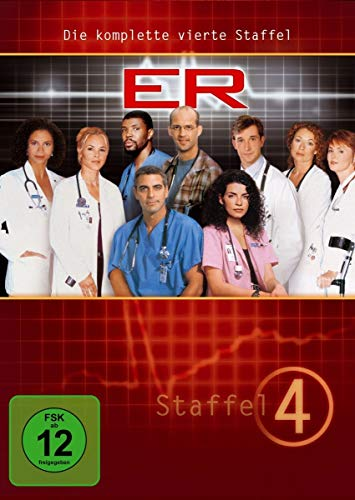 ER - Emergency Room, Staffel 04 [6 DVDs] von Warner Bros. Entertainment GmbH