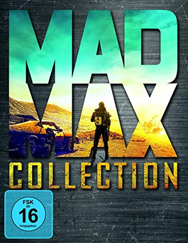 Mad Max - Collection [Blu-ray] von Warner Bros. Entertainment GmbH
