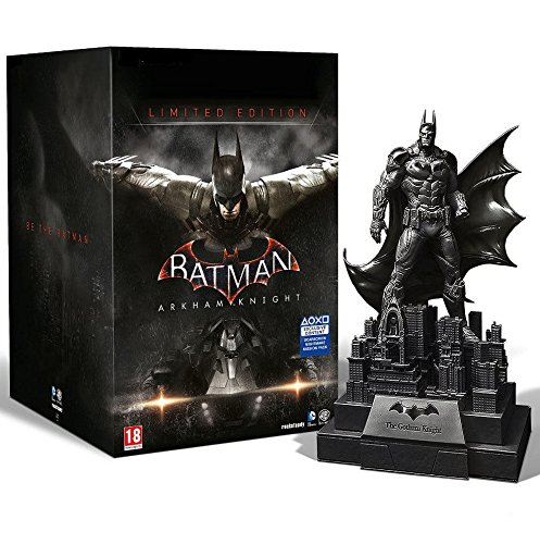 Batman Arkham Knight Edition Limitée Jeu Xbox One von Warner Bros.