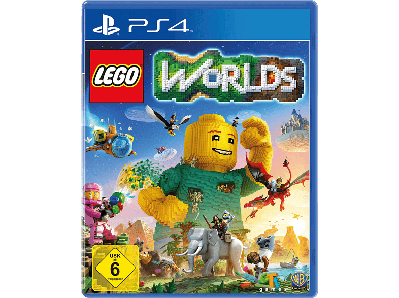 LEGO Worlds [PlayStation 4] von Warner Bros.