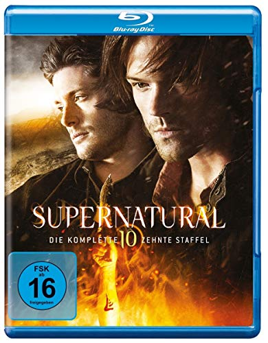 Supernatural - Staffel 10 [Blu-ray] von Warner Bros.