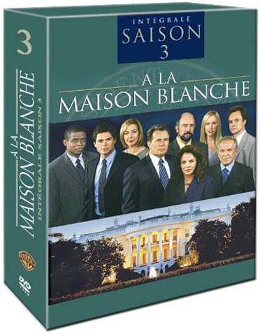 A la Maison Blanche : l'intégrale Saison 3 - Coffret 6 DVD [FR Import] von Warner Home Video