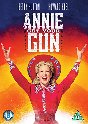 Annie Get Your Gun [UK Import] von Warner Home Video