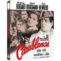 Casablanca - Steelbook Edition von Warner Home Video