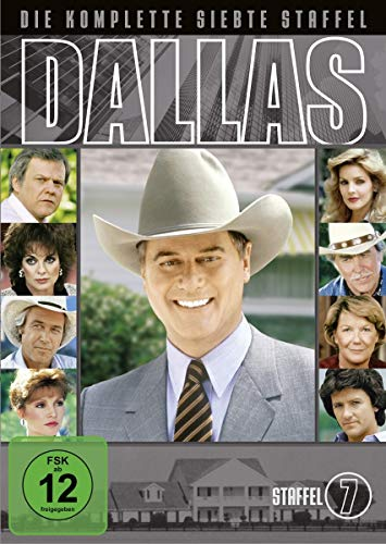 Dallas - Staffel 7 [8 DVDs] von Warner Home Video